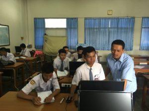 KP Jurusan Teknik Geologi IST AKPRIND Yogyakarta