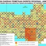 Peta Lokasi Skripsi 2019-03 Jateng - Jurusan Teknik Geologi IST AKPRIND