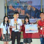Juara 3 OGENAS - Teknik Geologi IST AKPRIND Yogya
