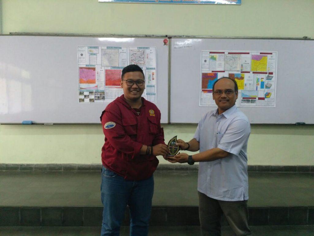 Danis Agoes Wiloso, S.T., M.T - GINTAMA 2018 - Jurusan Teknik Geologi IST AKPRIND Yogyakarta