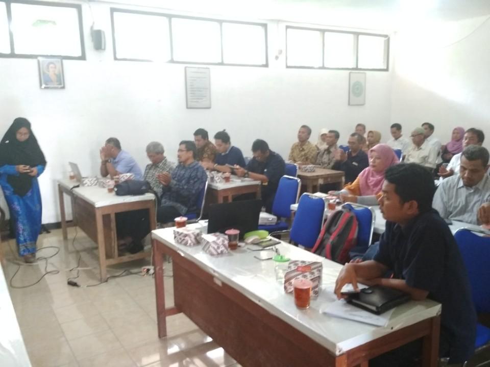 Tim Peneliti Jurusan Teknik Geologi LPPM - IST AKPRIND