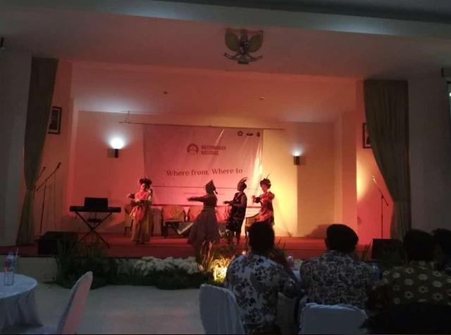 Tari Nusantara 1