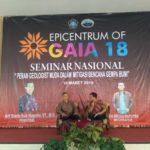 Seminar Nasional Epicentrum of GAIA 18 - Teknik Geologi IST AKPRIND