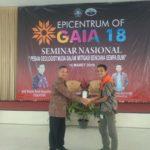 Seminar Nasional Epicentrum of GAIA 18 - Teknik Geologi IST AKPRIND (7)