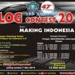 VLOG CONTEST 2019 IST AKPRIND Yogyakarta (2)