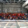 Foto Bersama di Museum Sangiran - Teknik Geologi