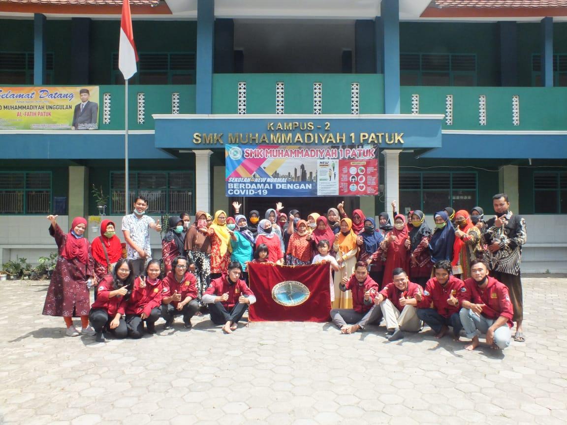 "Program ""Kampung MOMpreneur"" oleh HMTG GAIA disambut warga Putat Wetan dengan antusias tinggi"